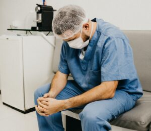 healthcare workers stress